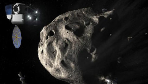 Is NASA lost in space or aimed at asteroids?     Study calls for a 'space-based infrastructure on a foundation of self-sustainability' for NASA to achieve goals.
