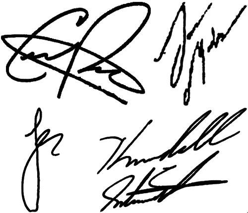 transparent BTR have signed your blog!