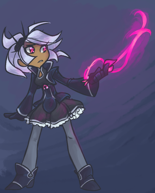xenahort:  I might be attempting to make a magical girl thing not sure yet