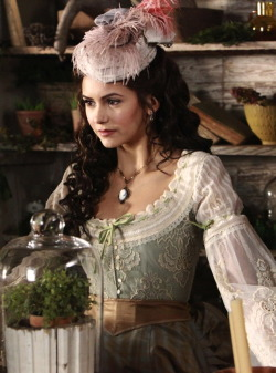 the-garden-of-delights:  Nina Dobrev as Katherine Pierce in The Vampire Diaries (2010).