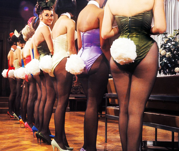vintagegal:  The Chicago Playboy Club, 1965