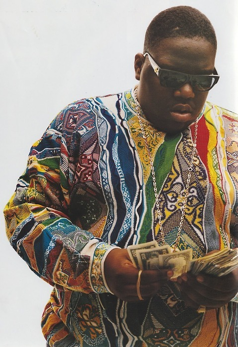 Happy Birthday Notorious BIG BEAUTIFULBLACKMEN.TUMBLR.COM