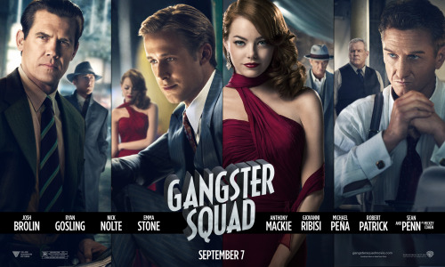 Gangster Squad ReviewGangster Squad is a movie that you just can't refuse to see. Granted it isn't the greatest of…View Post