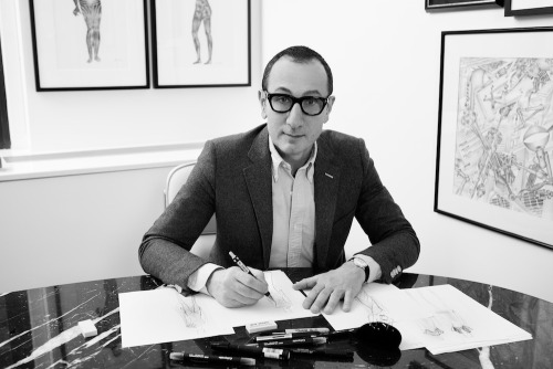 Inside The Designer's Studio: Exclusive Interview with Gilles Mendel of J. Mendel