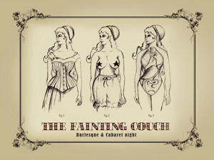 This Thursday: The Fainting Couch Burlesque and Cabaret night, DAB, Barbican. I have no idea what to expect- I am guessing poetry (since I'm doing some), tits, comedy, a recurring theme of Scunthorpe, some rapping, some opera, a few feathers and sequins (surely?) Exciting, eh? Come along! Tickets: http://www.ents24.com/web/event/The-Fainting-Couch-Cabaret-And-Burlesque-Night-DAB-London-3316093.html