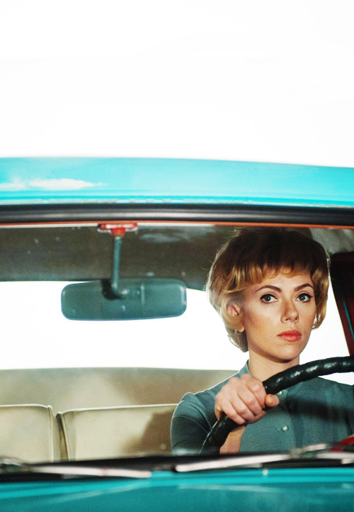vintagegal:   Scarlett Johansson plays Janet Leigh Hitchcock (2012)  I saw a screening of this a couple weeks back and I really enjoyed it. Great cast, great story and insight to Hitchcock and Alma's relationship.
