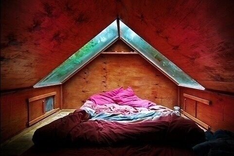 niick4:  Attic for rainy days and starry nights