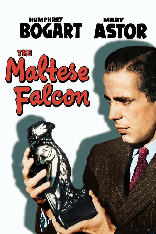 72/2013 Movie List 205. The Maltese Falcon (1941) A private detective takes on a case that involves him with three eccentric criminals, a gorgeous liar, and their quest for a priceless statuette.   Director:  John Huston  Writers:  John Huston (screenplay), Dashiell Hammett(based upon the novel by)  Stars:  Humphrey Bogart, Mary Astor, Gladys George | See full cast and crew