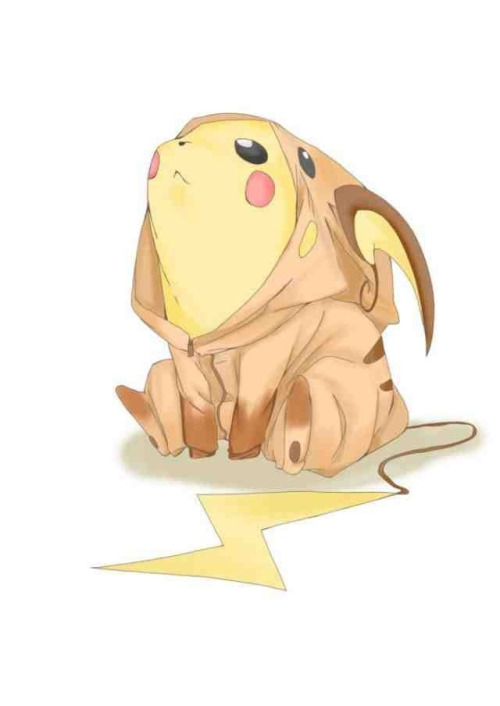 Oh god Pikachu. Stop being so cute.