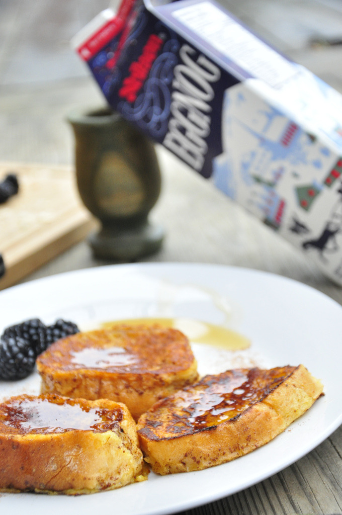 Eggnogg French Toast