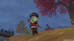 栗色ドワ子の紅葉狩り