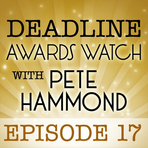 Our latest podcast conversation with Deadline Awards Columnist Pete Hammond is here. Today, Pete and I talked about the TV Academy's Hall of Fame dinner earlier this week; its long-delayed recognition of Philo T. Farnsworth as one of the creators of TV; likely competitors in this year's Cannes Film Festival, and the week's notable films.  Hear the whole thing here: http://www.deadline.com/2013/03/deadline-awards-watch-with-pete-hammond-episode-17/ Let us know what you think.