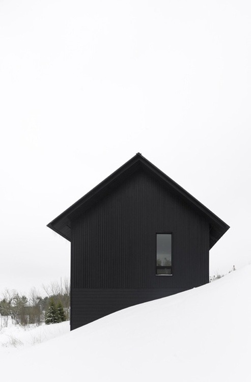 stxxz:  Clearview Chalet by Atelier Kastelic Buffey (AKB)