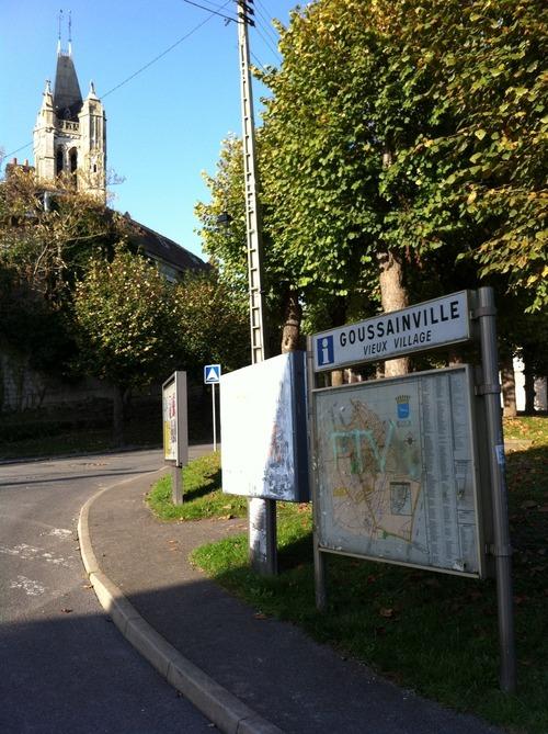 Centre ville goussainville for Piscine de goussainville