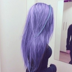 cute Teen pastel hair alternative girl PASTEL COLOURS lilac hair pale pastel goth scene girl scene hair alternative style violet hair pastel violet hair pastel lavander