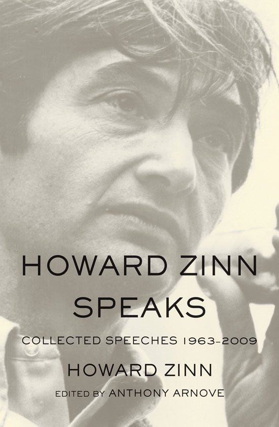 utnereader:  Howard Zinn Speaks on Emma Goldman, Anarchism and War Resistance Here I was with a doctorate from Columbia, and Emma Goldman had never been mentioned in any of my classes, and none of her writings had ever appeared on my reading lists, and it's just that I vaguely remembered reading a chapter about her in a old book called Critics and Crusaders.  Then I was at some conference in Pennsylvania and sometimes at conferences you run into interesting people. I ran into this guy, Richard Drinnon, a remarkable historian. Drinnon told me he had written a biography of Emma Goldman: Rebel in Paradise. So I went to it, and read it, and it just astonished me.  Keep reading.