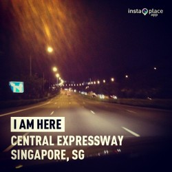Drizzling. SLEEPY. Poor @jiangdi 😱 #instaplace #instaplaceapp #instagood #photooftheday #instamood #picoftheday #instadaily #photo #instacool #instapic #picture #pic @instaplacemobi #place #earth #world  #singapore #SG #singapore  #night