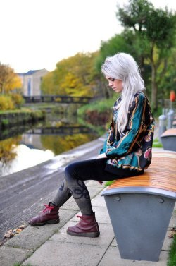 (3) hipster hair | Tumblr on We Heart It. http://m.weheartit.com/entry/60626857/via/alittlepinkkitten
