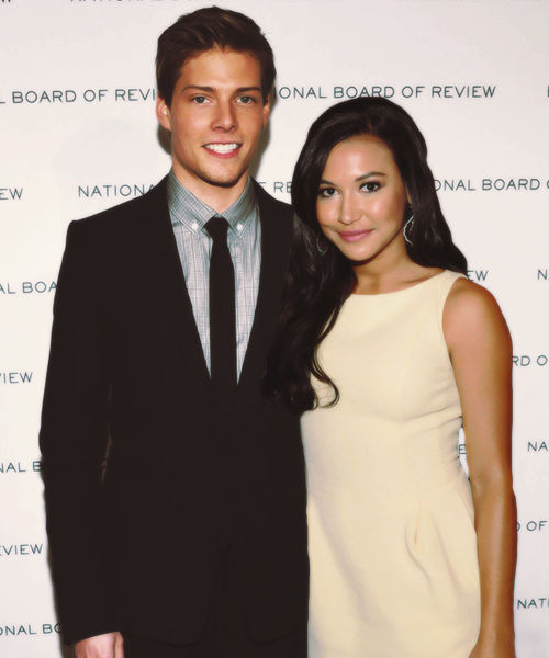 Hunter Parrish + Naya Rivera manip for nayapopehelps