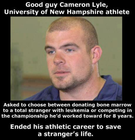 thedailymeme:  I nominate this guy for the new Good Guy Greg.