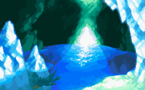 purplepokemon:  Seafoam Islands