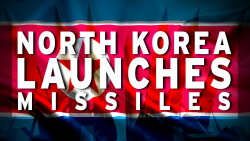 North Korea Launches 6 Missiles!!!  Click image for the story: http://bit.ly/17VsYqp