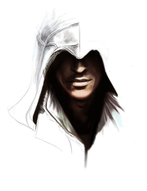 chaosandturquoise:  Another favorite character of mine in Assassin's Creed. :)by jodeee in deviantart.com