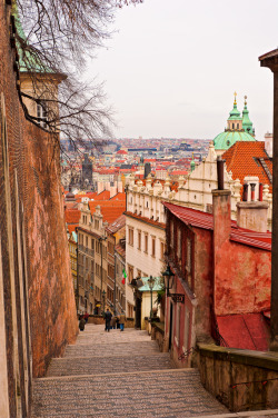 thismarvellousworld:  Prague, Czech Republic.