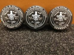 pensfan4lfe:  Sidney Crosby's Three game pucks from his HAT TRICK in game #2