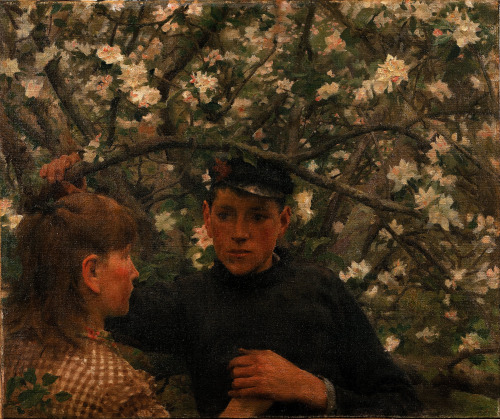Henry Scott Tuke, The Promise
