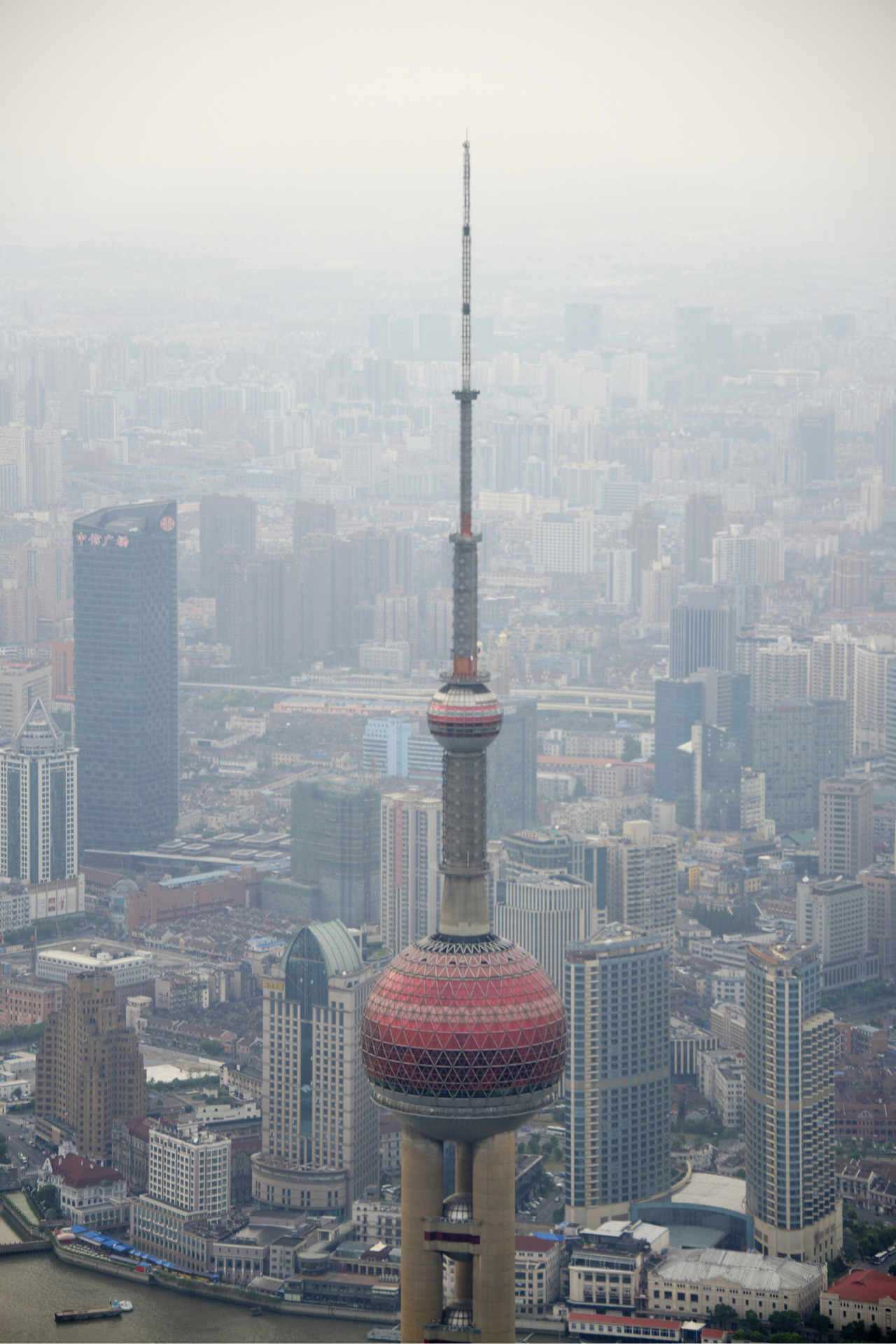[RTW12] Shanghai, Sept. '12: Oriental Pearl Tower