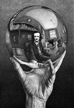 dirty-fairytale:  Edgar Allan Poe