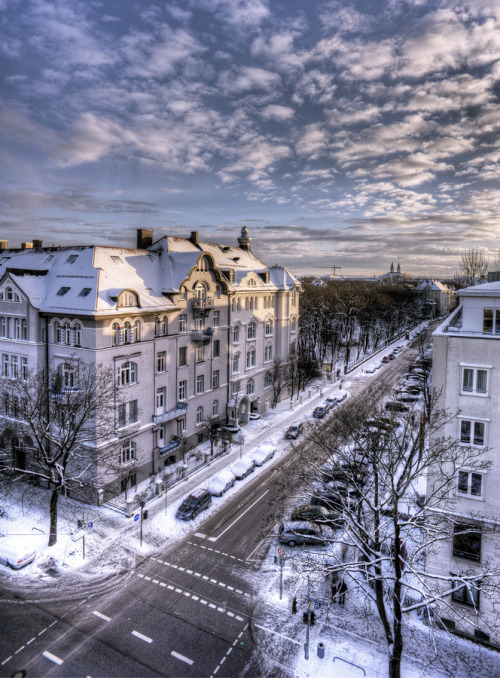 allthingseurope:  Munich, Germany (by Michel Desjardins)