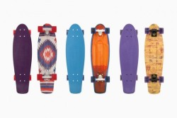 SS'13 new Collection by Penny skateboards More cool skate deck on TheDailyBoard.tumblr.com
