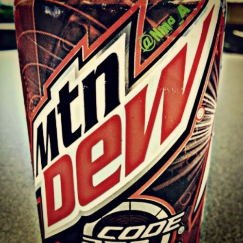 #alljackeduponmtndew #codered #isittimetogoyet #noups #nocustomers #shootme #lastdayofthemonth #endofthemonth #needasale
