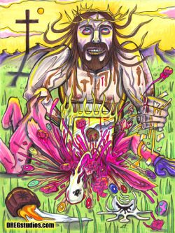 Read about the Risen Jesus and how he reclaimed the Throne of Easter from Oschter Haws!