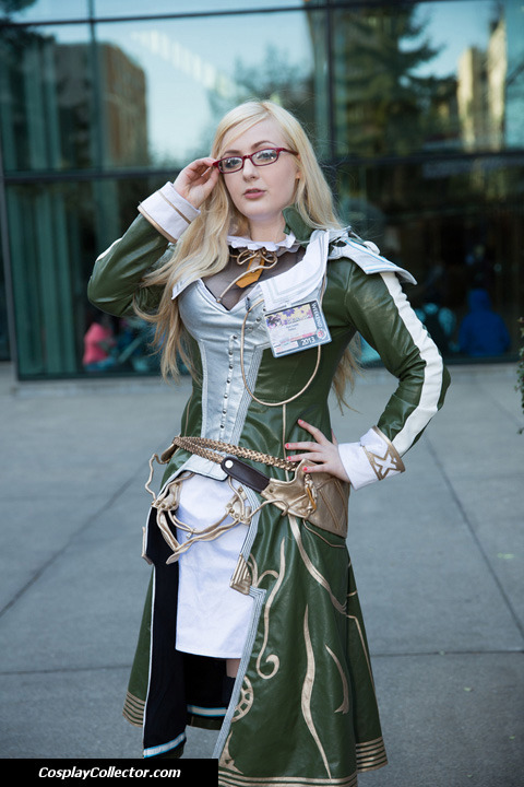 "dtjaaaam:  Jihl Nabaat - Sakura-Con 2013 ""For every task, there's a perfect tool."" Cosplayer: Feldon"