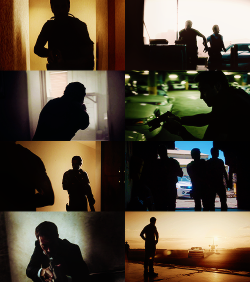 HAWAII FIVE-0 | silhouette [x]