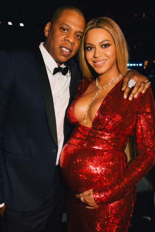 Beyonce became the mother of twins