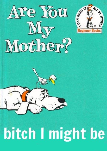 itsrainingcatsandblogs:  the beloved children's book