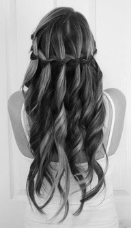 Grad hair? What you ya'll think? (Feel free to send me photos of suggestions). I want to incorporate braids and curls if I can.