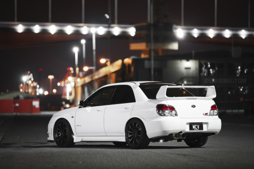 fullthrottleauto:  Agentz STI (by Jordan Donnelly)