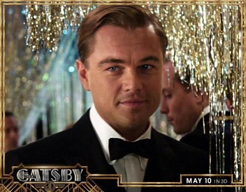 gatsbymovie:  Spend your morning with Leonardo DiCaprio! The Great Gatsby star will be appearing on Good Morning America today on ABC.