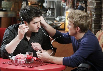 "Week of Feb 11-15, 2013  ""Will gets an unexpected gift from Sonny on Valentine's Day."""