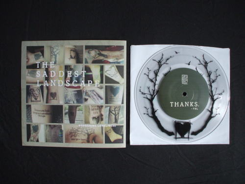 The Saddest Landscape - Redefining Loneliness 7""