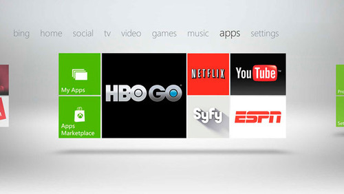 Over 40 new apps coming to Xbox LIVE
