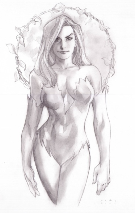 Poison Ivy by Phil Noto.