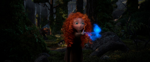 "disneypixar:  ""I saw a will o' the wisp!"""