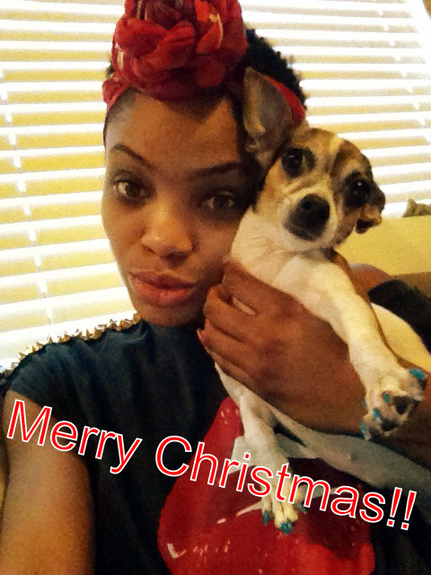 Merry Christmas from smooch & Pebbles. smOOchkiss!!