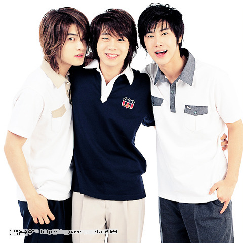 JaeJoong, YooChun, YunHo for Smart  This will always be one of my most <3 photos ^^